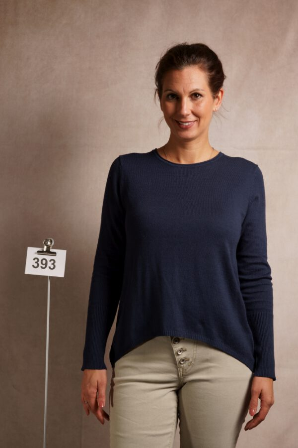 Pullover Agnes navy