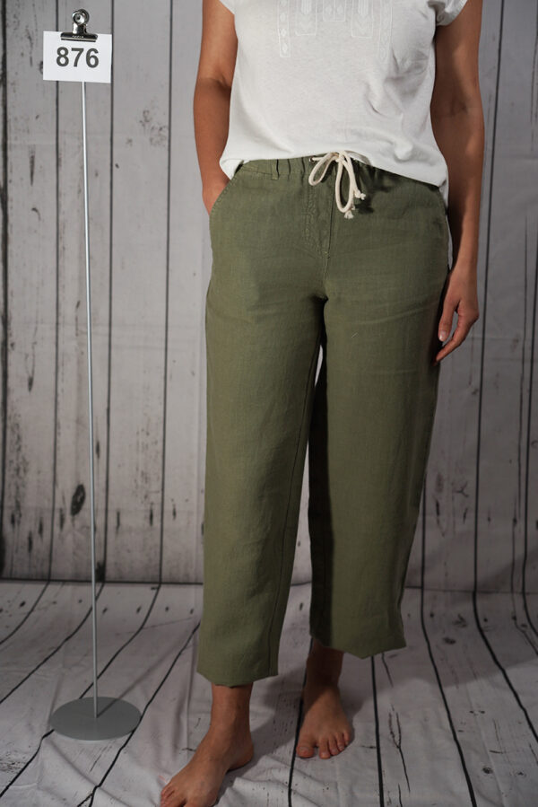 Mala Linen light khaki
